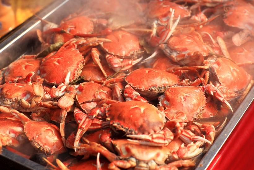 Wine Club Crab Feed