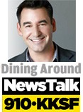 Peter Molnar on Dining Around with Joel Riddell