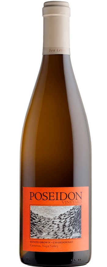 2018 Poseidon Vineyard Estate Chardonnay