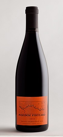 2012 Poseidon Vineyard Estate Pinot Noir