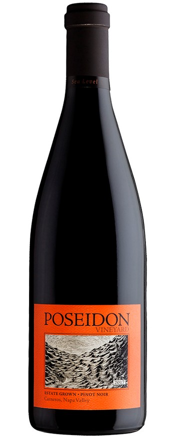 2017 Poseidon Vineyard Estate Pinot Noir