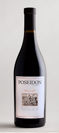 2011 Poseidon Vineyard
