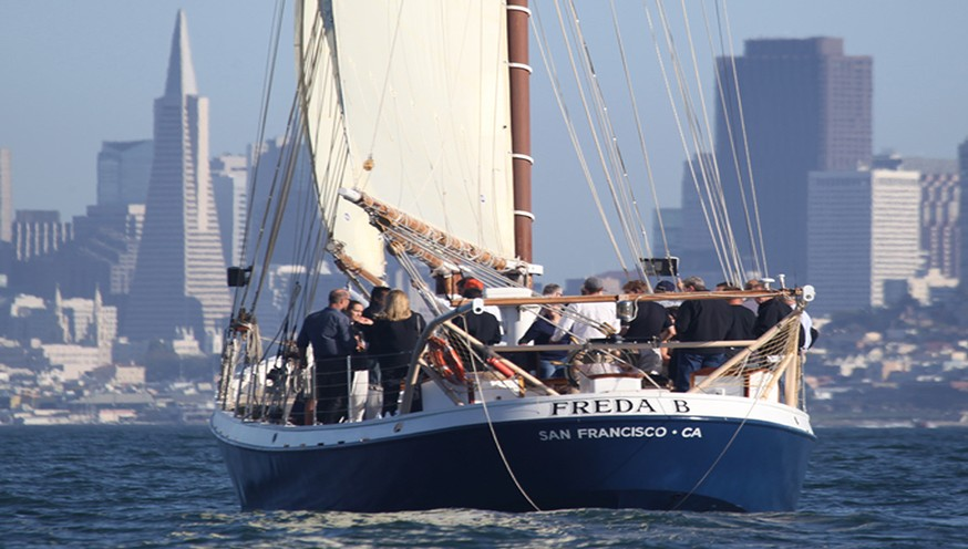 Wine Club Sail on the Bay 2020