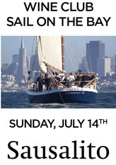 Wine Club Sail on the Bay