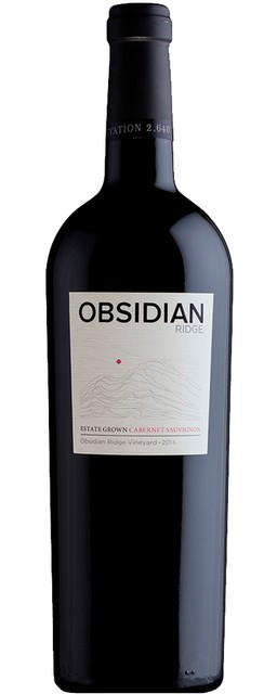 2016 Obsidian Ridge Estate